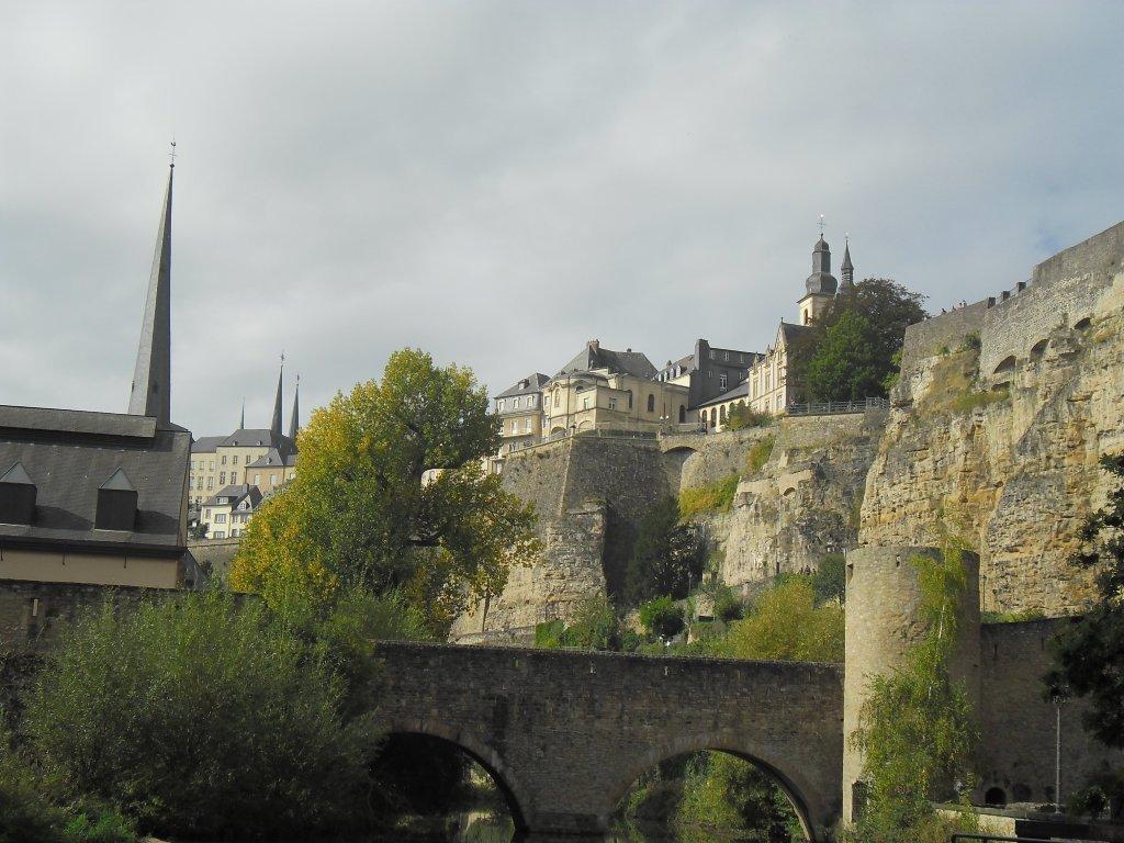 le pont (stierfchen) défensif de Wenceslas