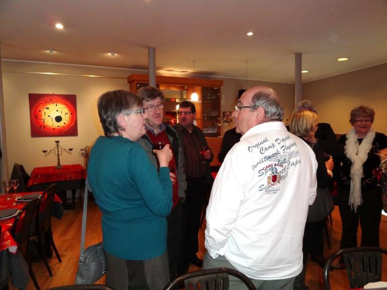 Annette, Jean-Marc et Bernard