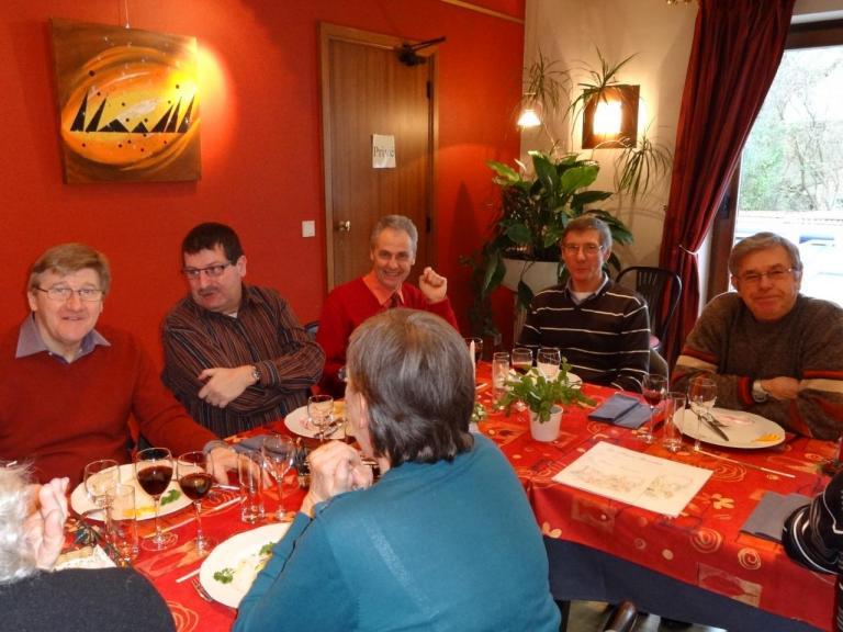 Jean-Marc, Vincent, Pierrot, Maurice et Jean-Marie