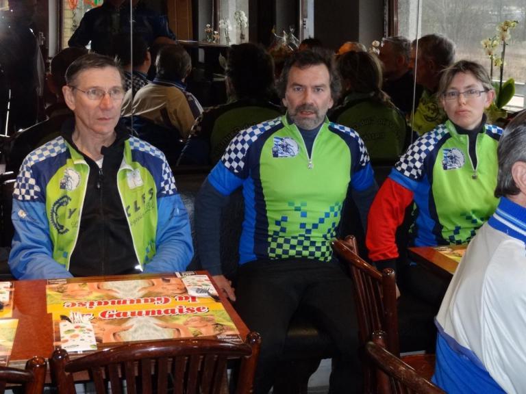 Maurice, Marcel et Fabienne