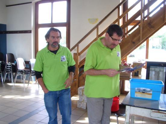 Marcel et Vincent