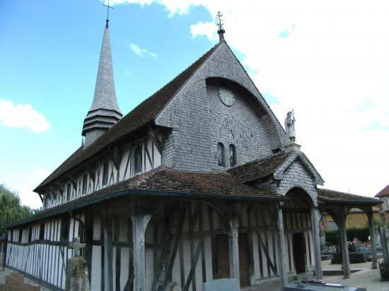 Eglise de Lentilles
