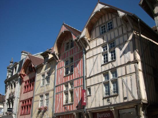Séjours à Troyes 2011
