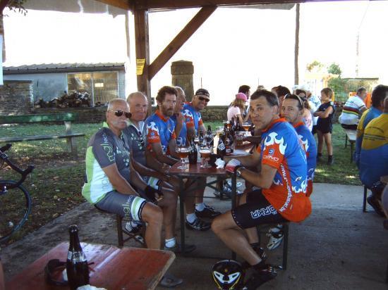 Cyclos du Sud, Halanzy