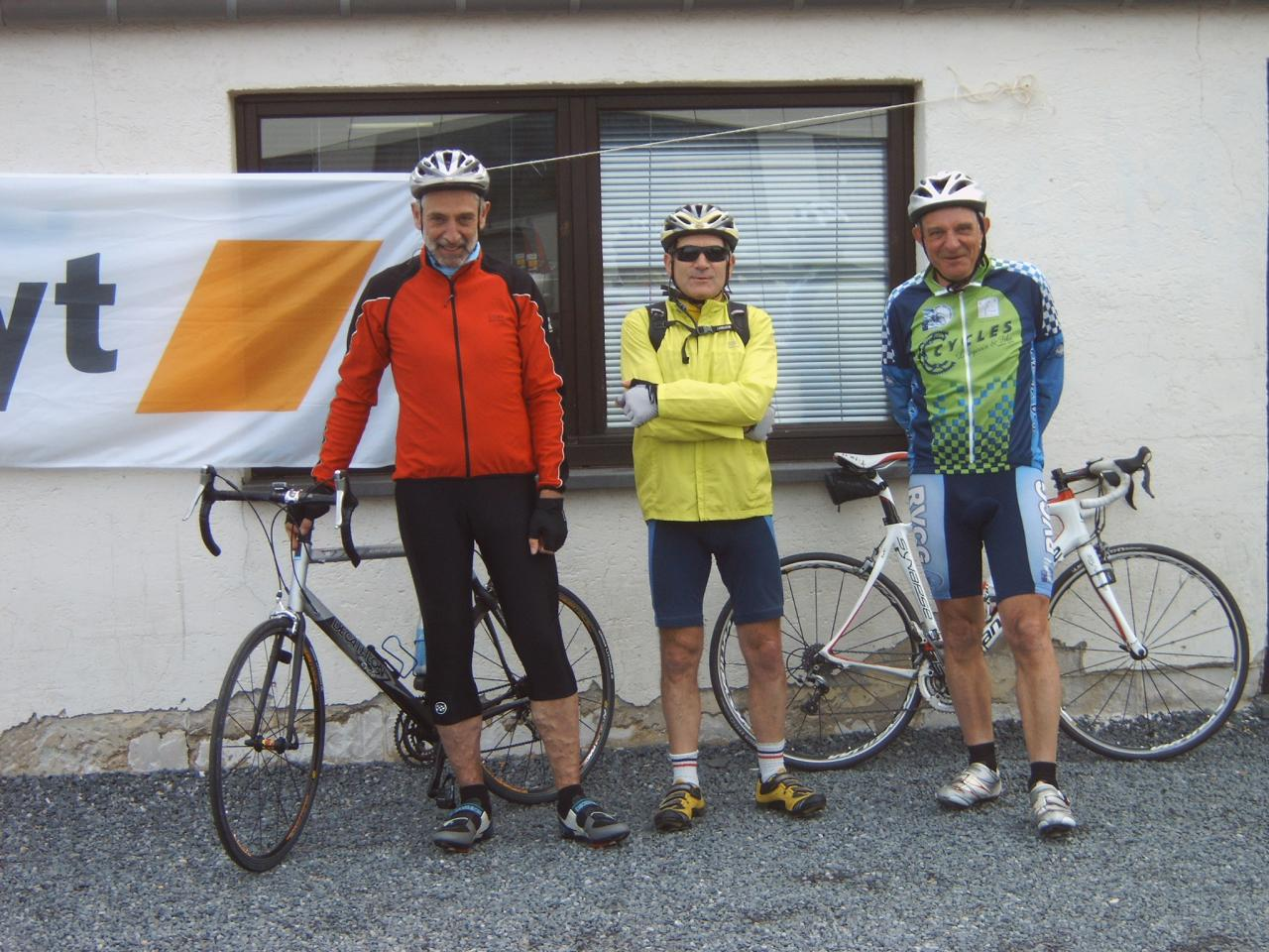 Paul, Alain et Jean